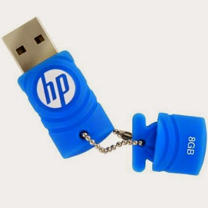 HP c350b 8GB USB 2.0 Pen Drive for Rs 343