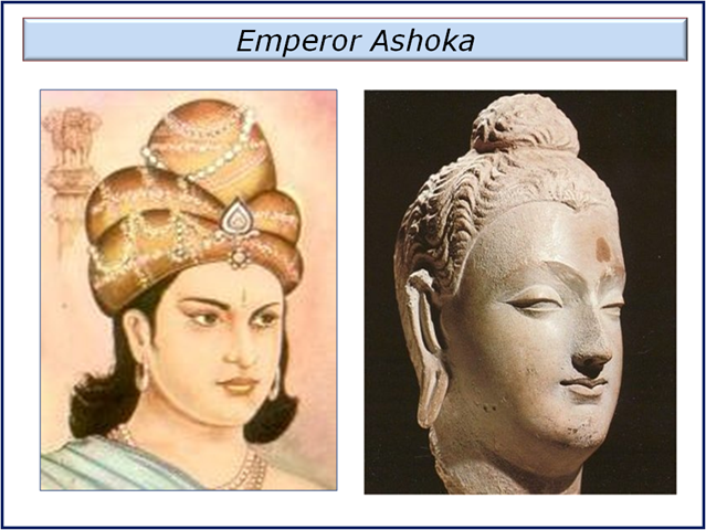 Ashoka The Great http://emperors-shirshak.blogspot.com/2011/02/ashoka.html