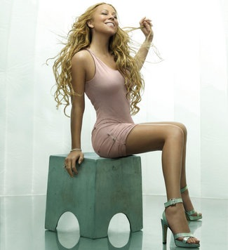 mariah carey hot
