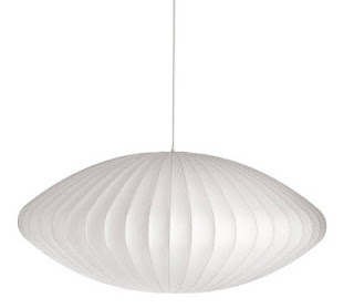 Nelson Saucer Pendant Lamp from Design Within Reach