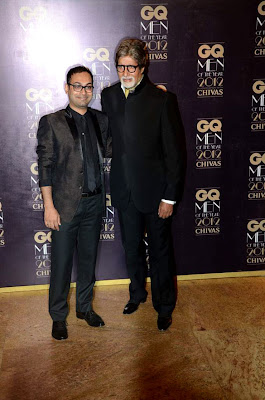 Amitabh Bachchan - GQ Men of the Year 2012