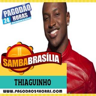 Thiaguinho - Ao Vivo Samba Brasília 2013