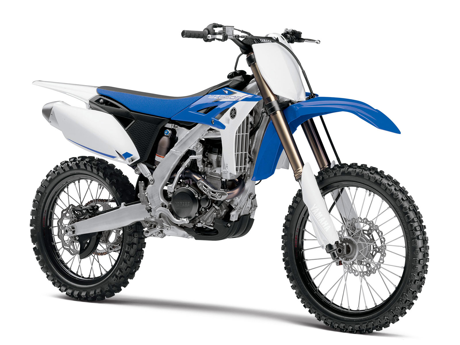yamaha 250 4 stroke dirt bike wallpaper for desktop