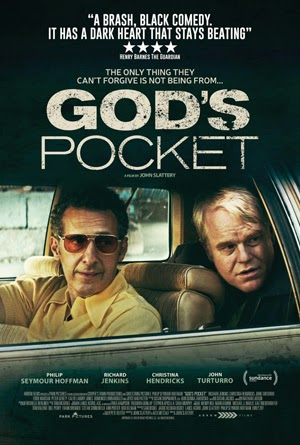Gods Pocket 2014 poster