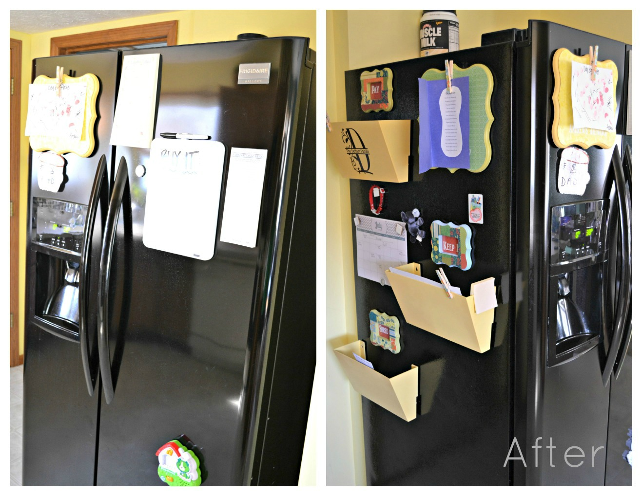 Pimp ton frigo homeserve conseils for Decoration porte frigo
