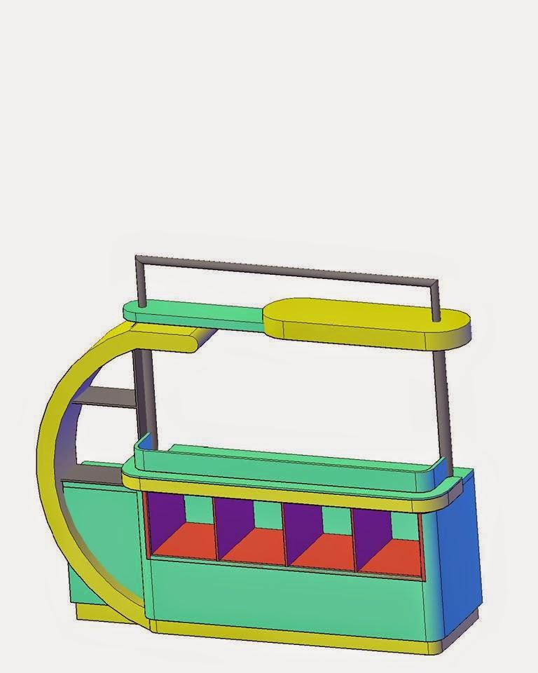 ROMBONG / GROBAK / GEROBAK 3D: ROMBONG JUS