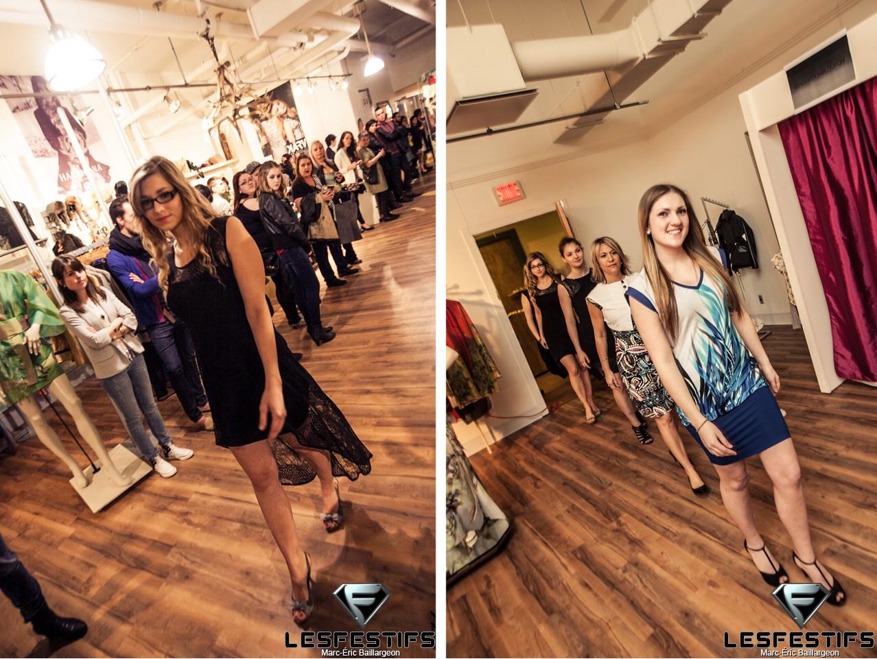 Showroom des Blogueurs Marie Josée Bergeron 2014