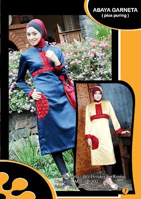 RAZITA 7 Biru dongker Kuning