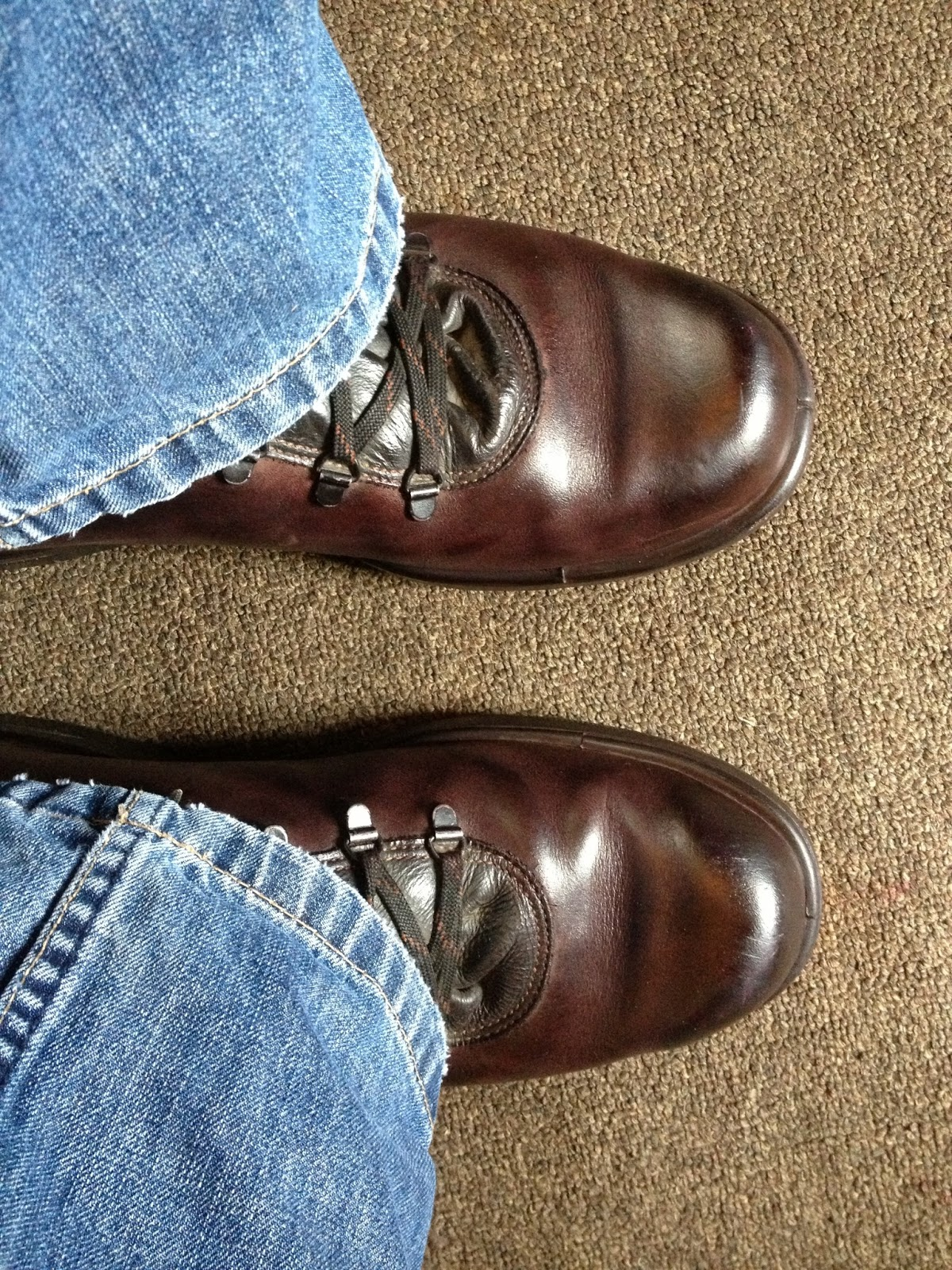 Old Fashioned Liquid Shoe Polish