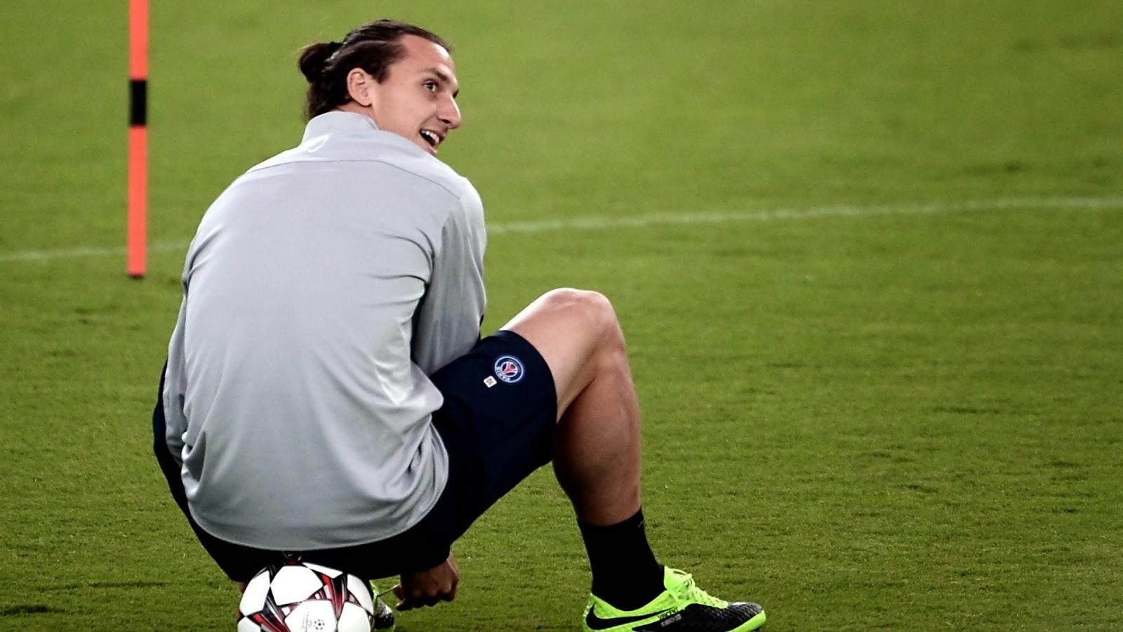 Zlatan Ibrahimovic Football Player Latest HD Wallpapers