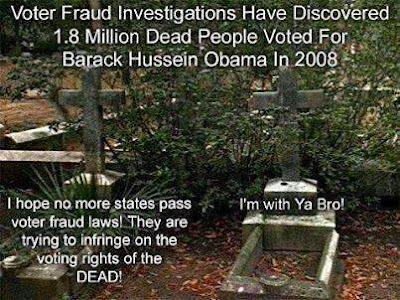 Obama Voter Fraud