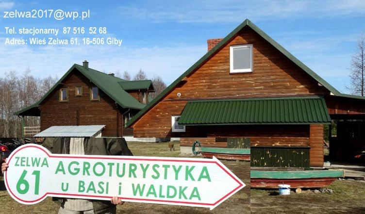 Gospodarstwo Agroturystyczne u Basi i Waldka