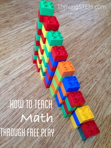 Another post about math play