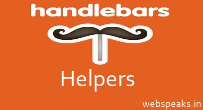 The substring Helper for Handlebar Templates ~ Web Speaks