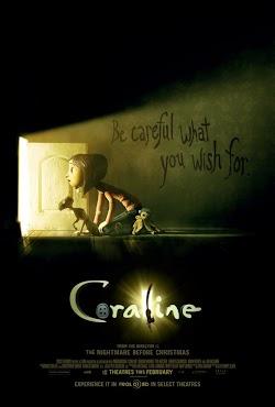 Cô Bé Coraline - Coraline (2009) Poster