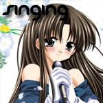 Female Arts Singing genre anime