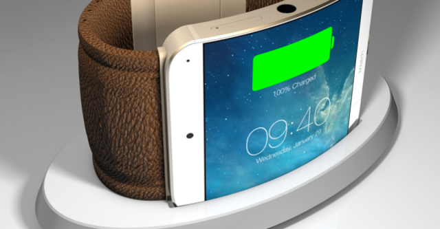 iWatch sẽ ra mắt cùng iPhone 6?
