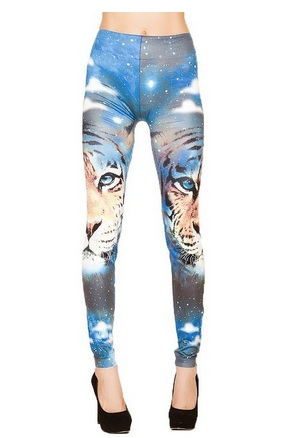 Space Tiger Leggings: The 11 Most Ridiculous Things on Amazon & Why I Want Them | Pirate Prerogative