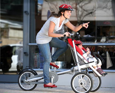 Creative Baby Strollers and Cool Baby Stroller Designs (11) 2