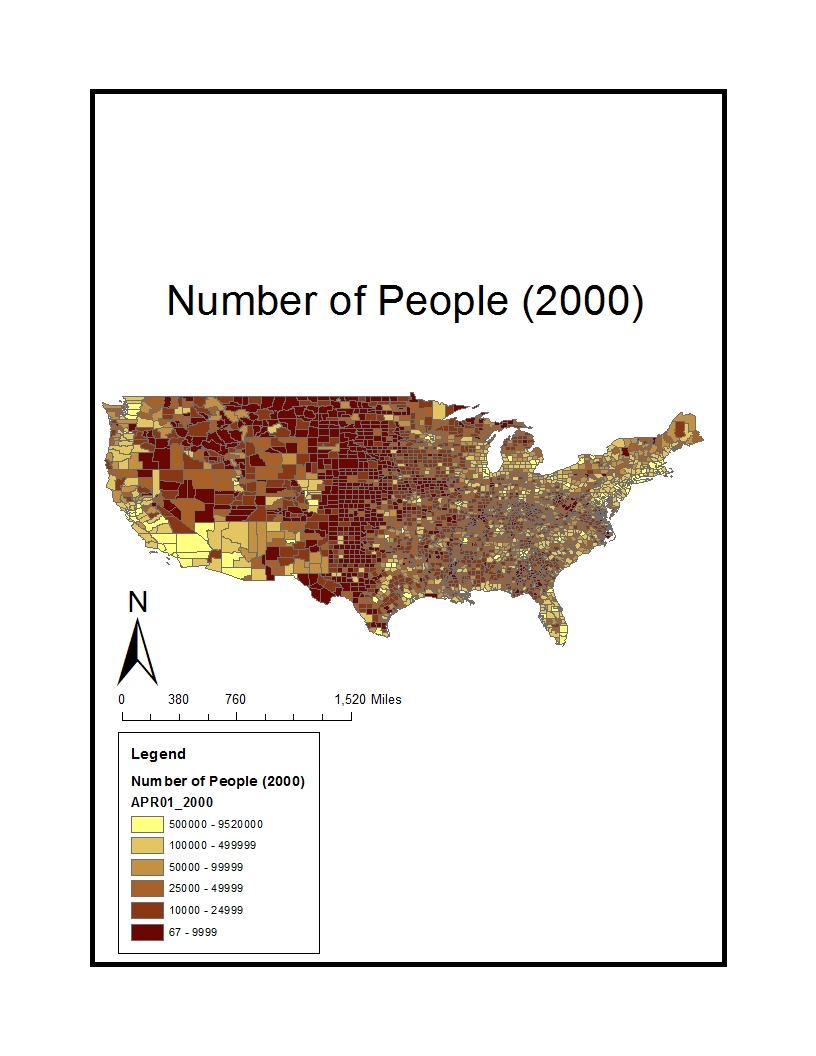 the map above illustrates the number of african americans living in the united states there were greater concentrations along the coasts and in older