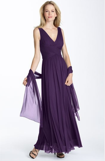 Alex+Evenings+Ruched+Mesh-prom-dress