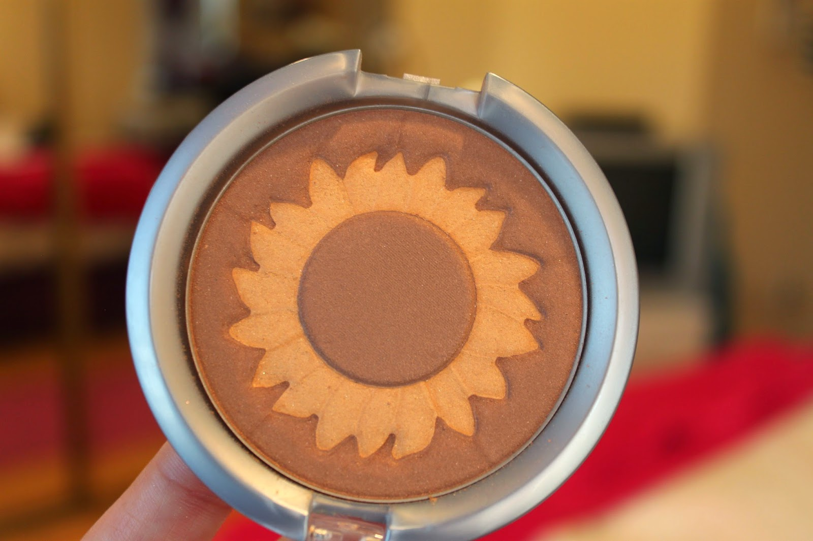 The beauty breakdown bronzer air brushing boosting booster happy glow organic