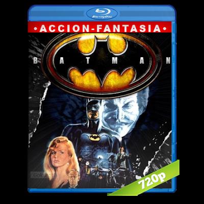 Batman (1989) BRRip 720p Audio Trial Latino-Castellano-Ingles 5.1