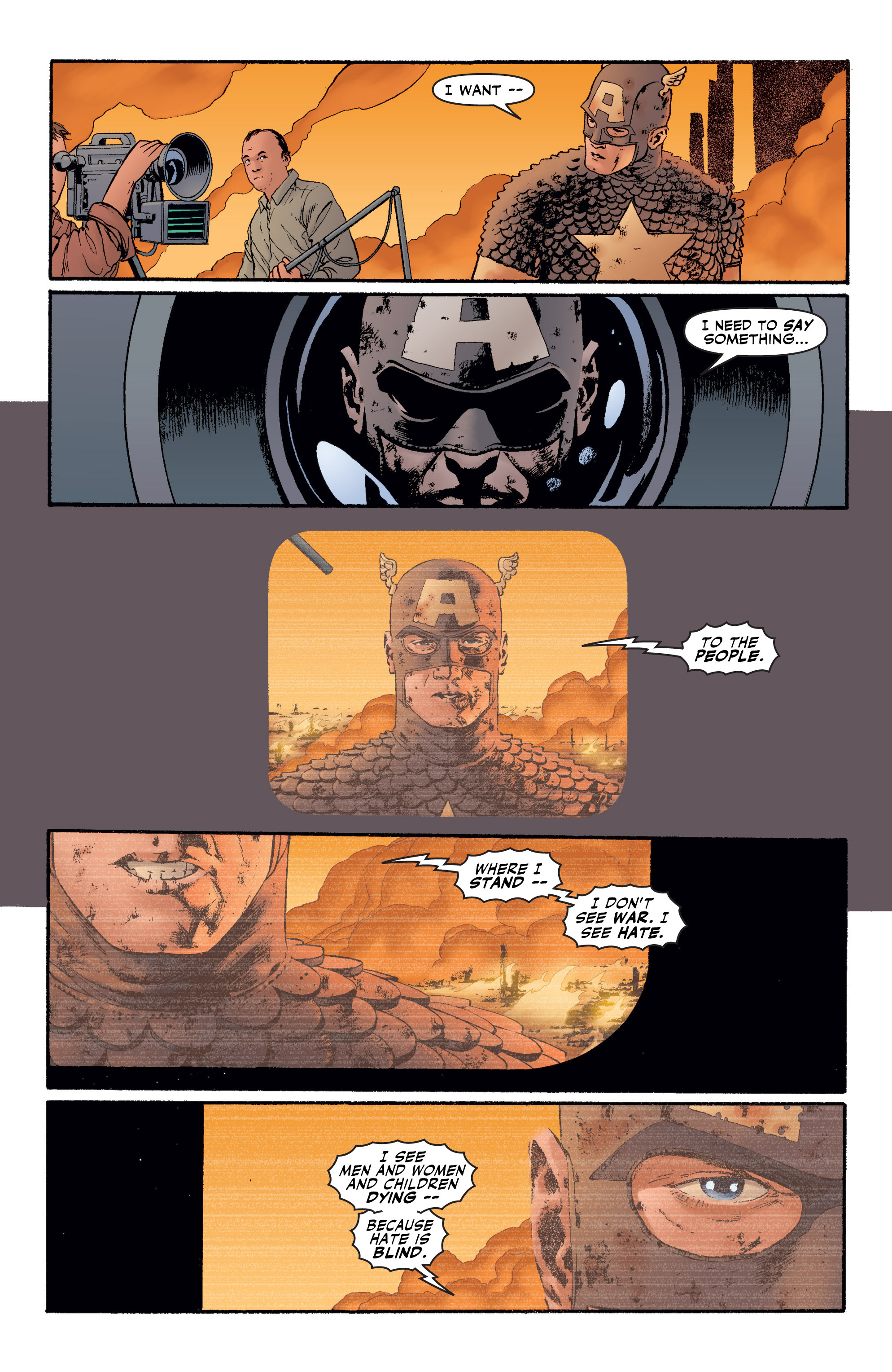 Captain America (2002) Issue #3 #4 - English 21