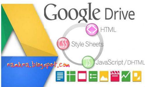Tạo Host lưu trữ bằng Google Drive cho blog/website