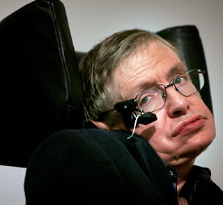 Stephen Hawking's IQ is 160