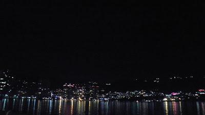 Vistas Acapulco por la noche