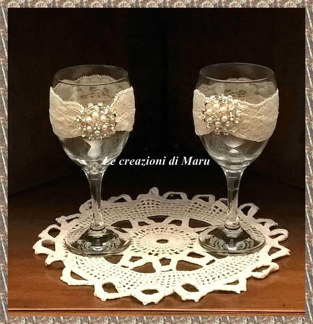 bicchieri gioiello