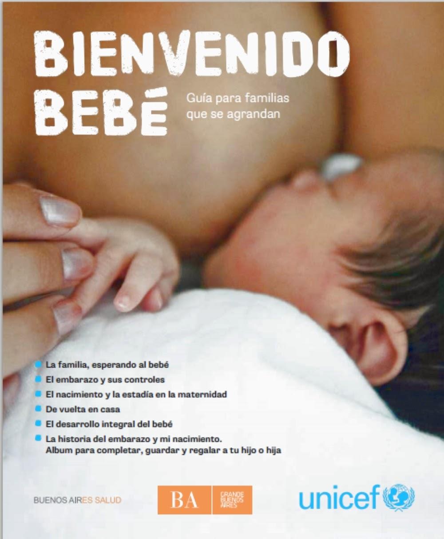 Bienvenido Bebé Consejos Información Alertas