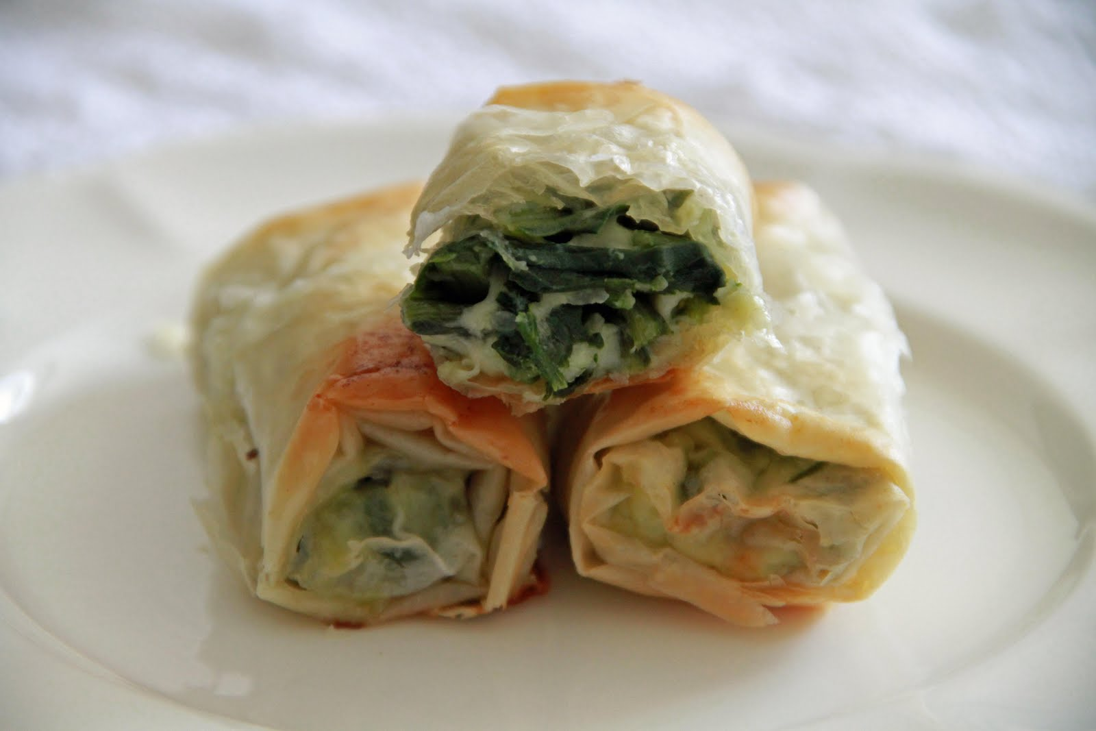 Irini Savva: How I make Spanakopita