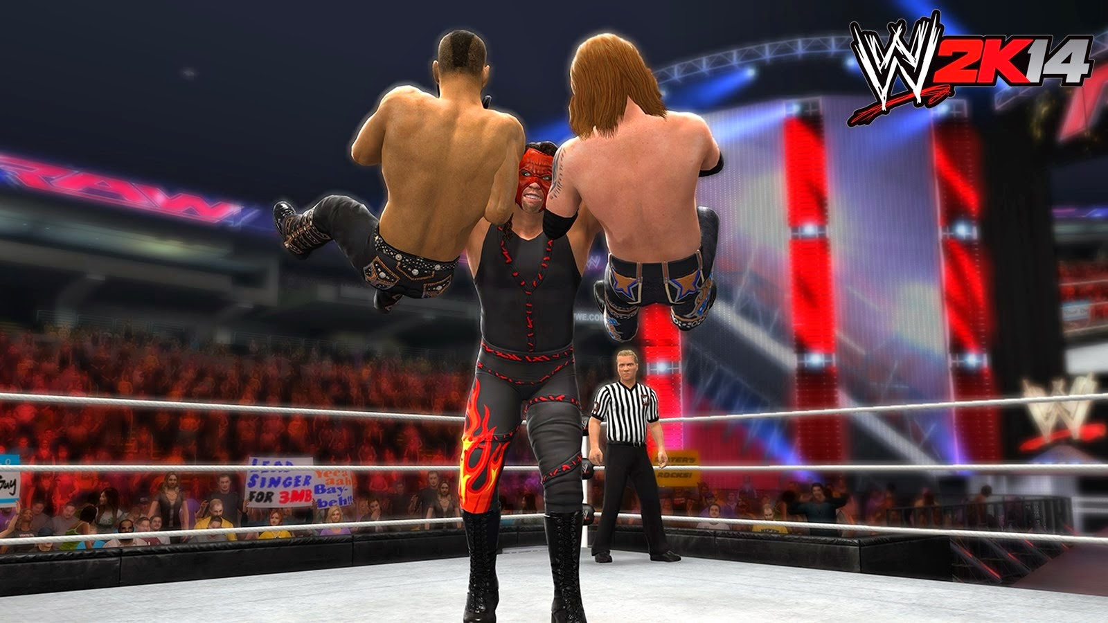 WWE 2K14 Game for xbox 360 - Top Games Free Download Full