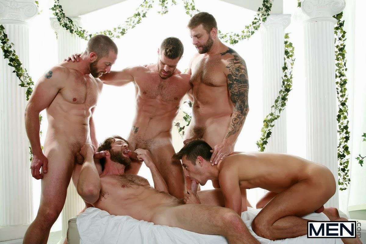 Putaria entre machos
