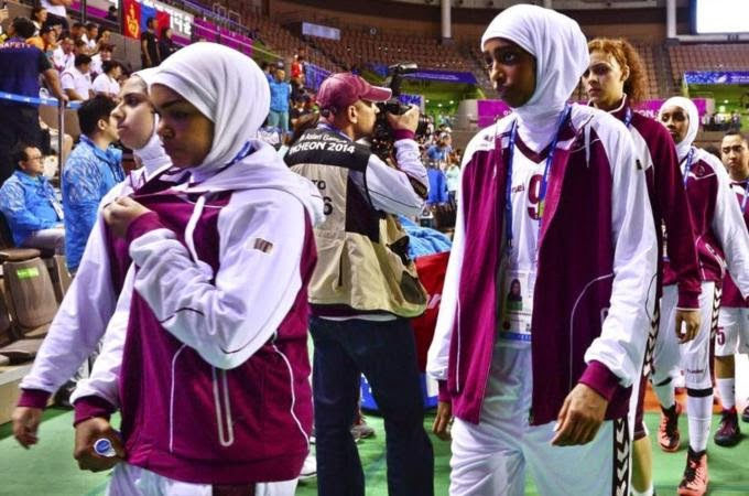 http://www.aljazeera.com/news/middleeast/2014/09/qatar-withdraws-from-asian-games-hijab-row-2014925103944356157.html