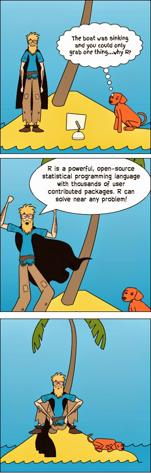 Does R have too many packages?