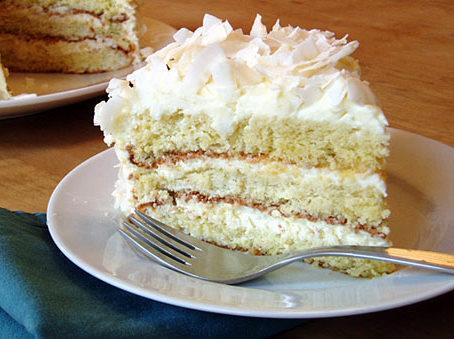 carolynn's recipe box: Coconut Layer Cake