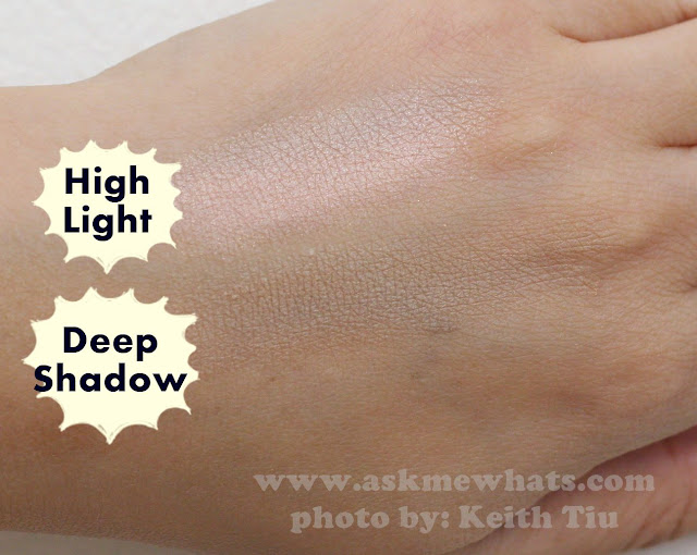 a swatch photo of Kate Tokyo 3D Eye Create