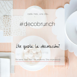 ¡Apúntate a los #DecoBrunch!