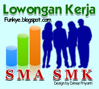 Lowongan Kerja SMA SMK