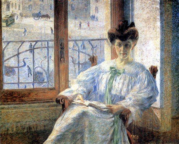 Umberto Boccioni 1882-1916 | Italian Futurist painter