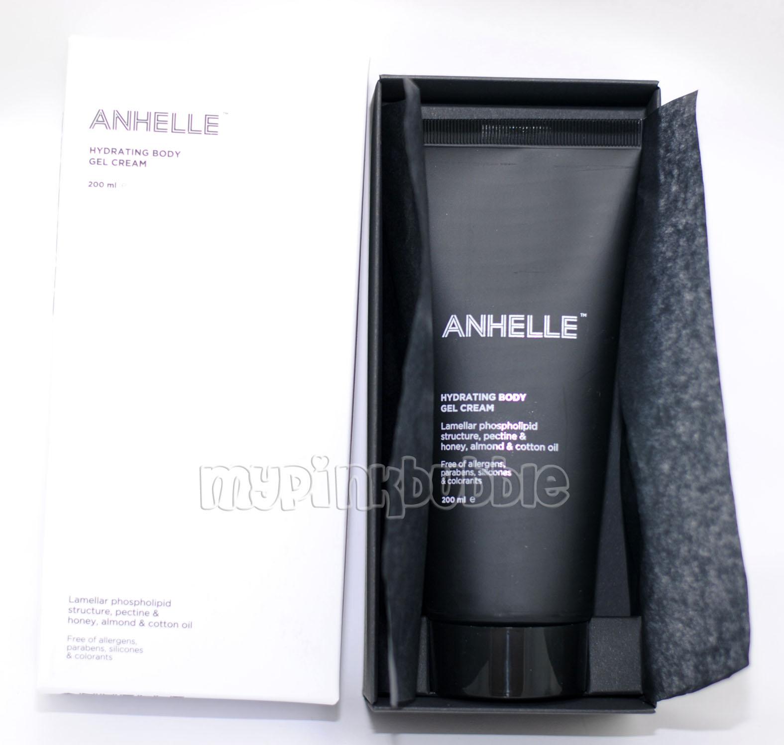 anhelle Hydrating body gel cream