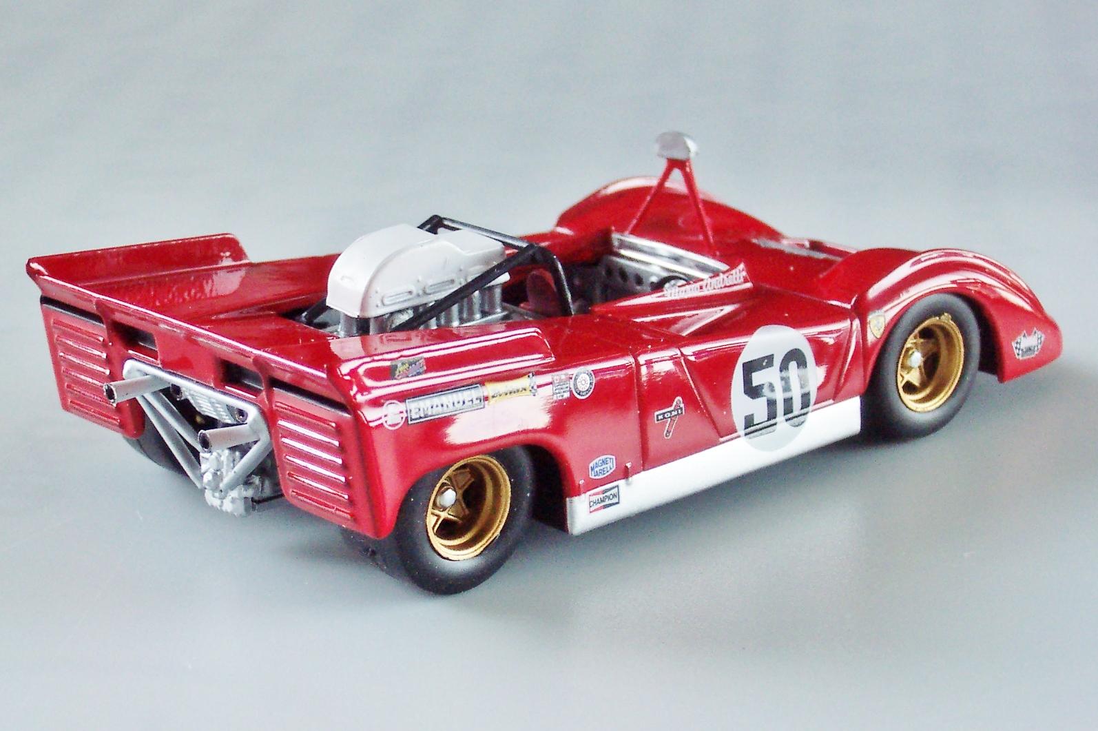 1 43 Canam And Usrrc Ferrari 712
