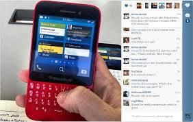 Blackberry R10 Keyboard Qwerty Dengan Warna Merah Akan Hadir