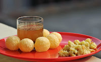 indian  food panipuri HD wallpaper