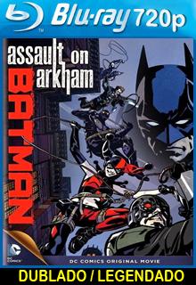 Assistir Batman Ataque Ao Arkham Dublado