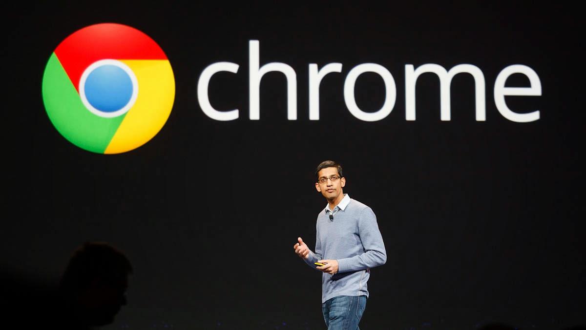 surge: un líder. y un genio. en google. Sundar Pichai