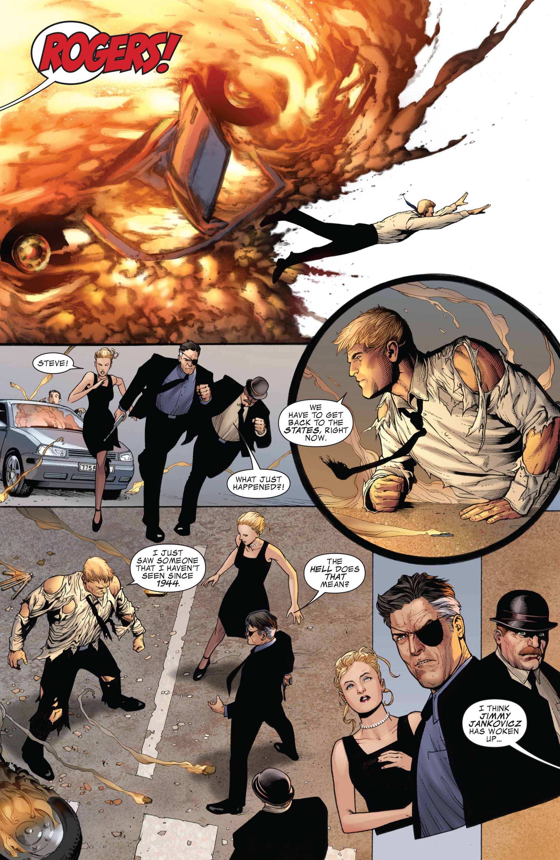 Captain America (2011) Issue #1 #1 - English 12